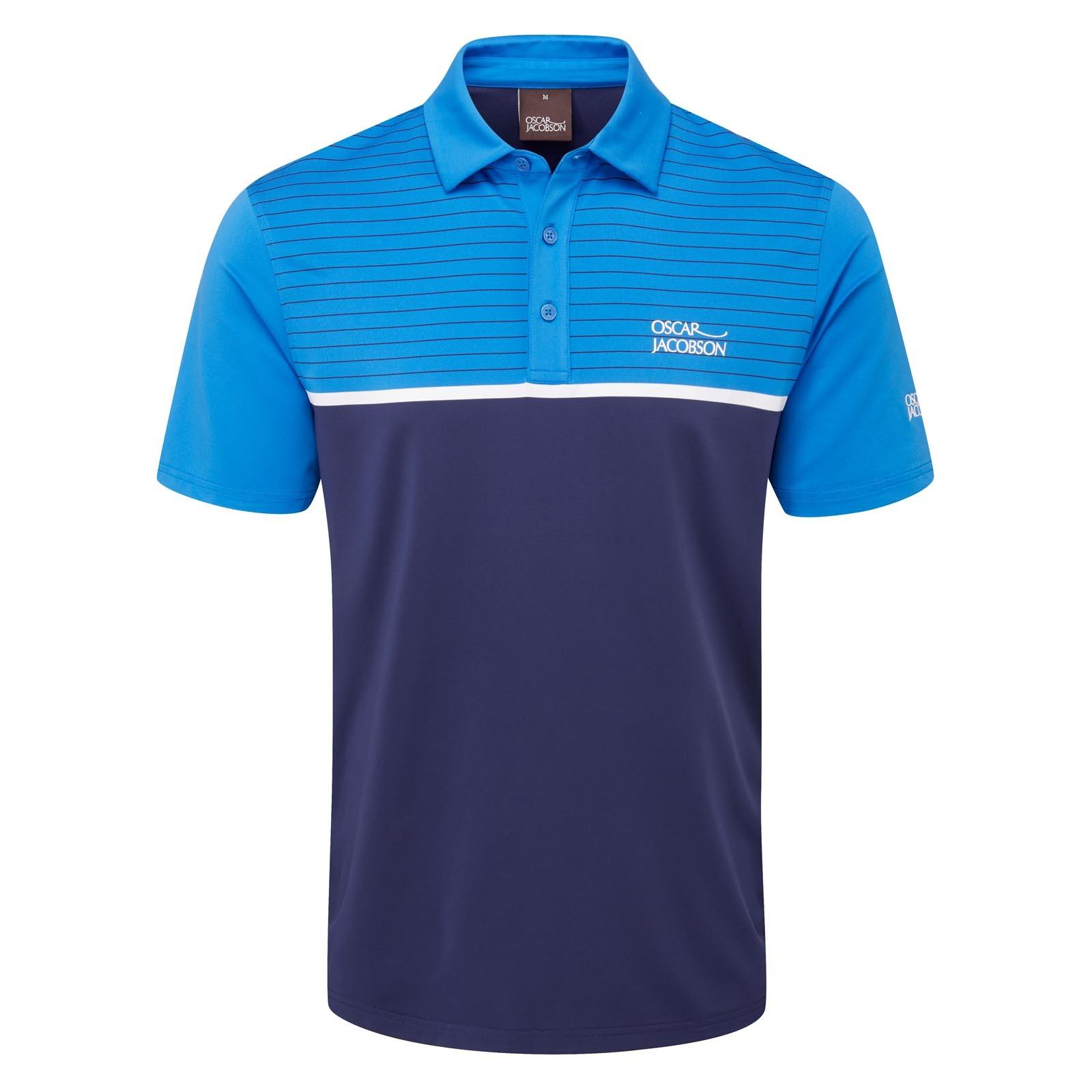 Oscar Jacobson Hurstbourne Polo Shirts