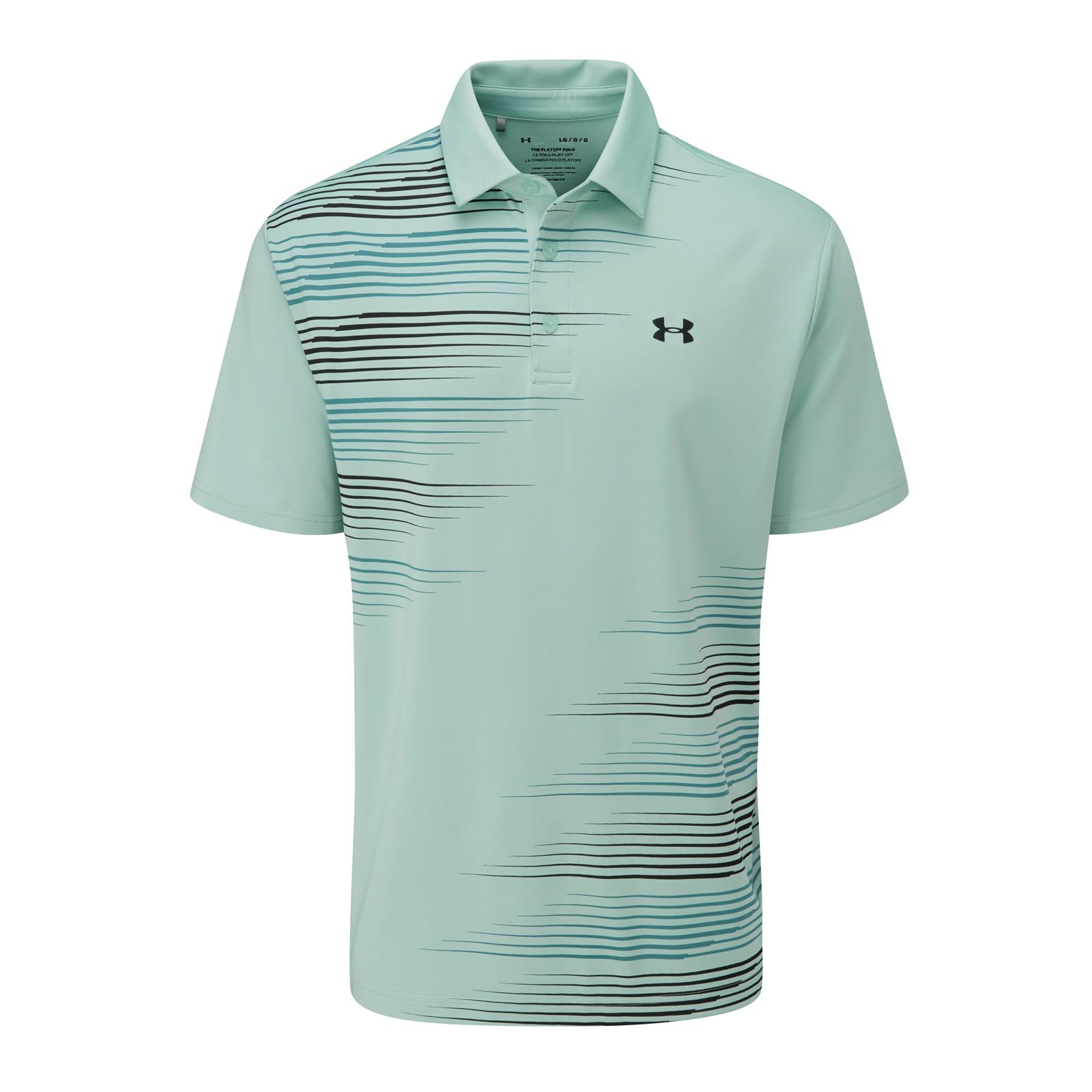 Under Armour Playoff Polo 2.0 - Graphic Solid