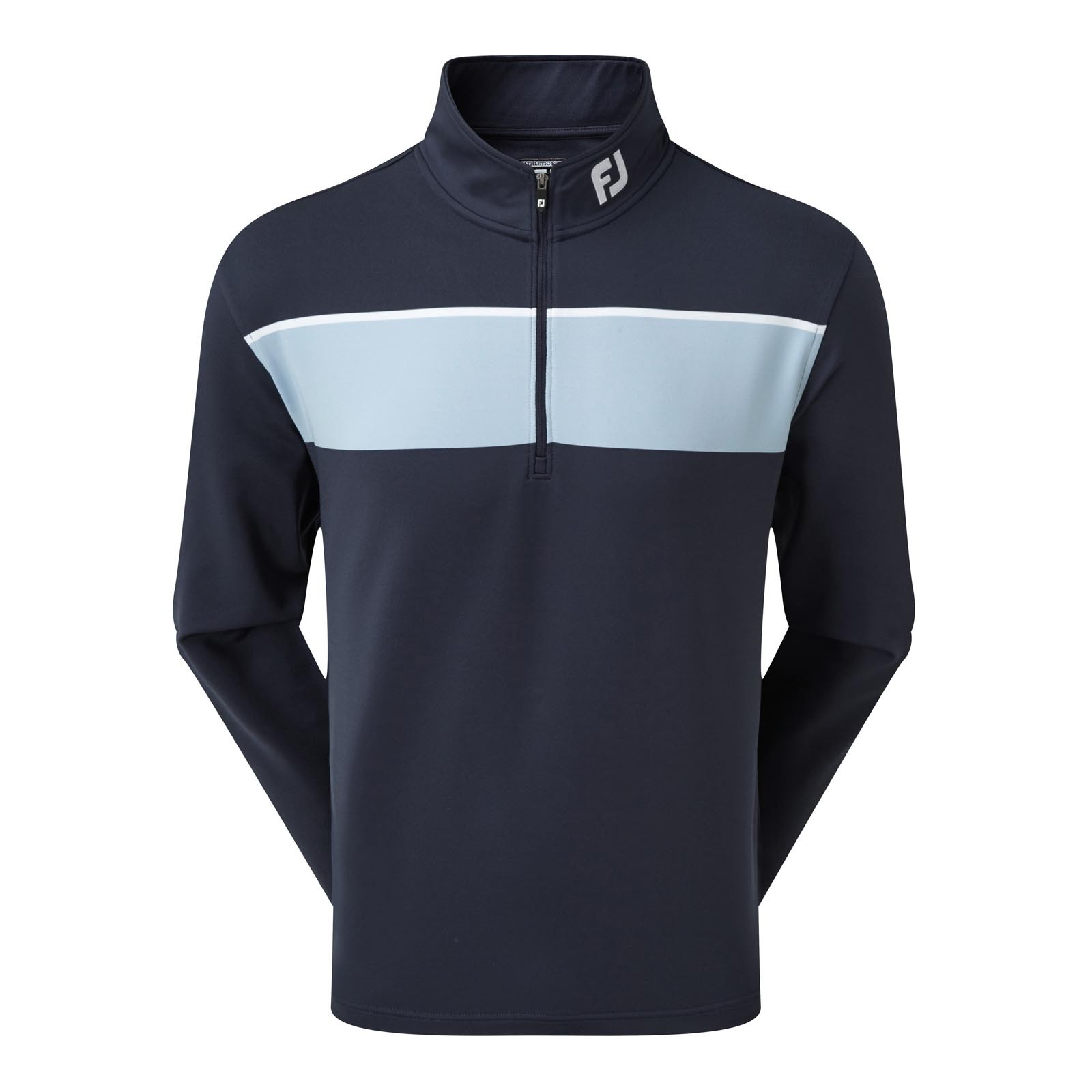 Footjoy Jersey Chest Stripe Chill-Out Pullovers