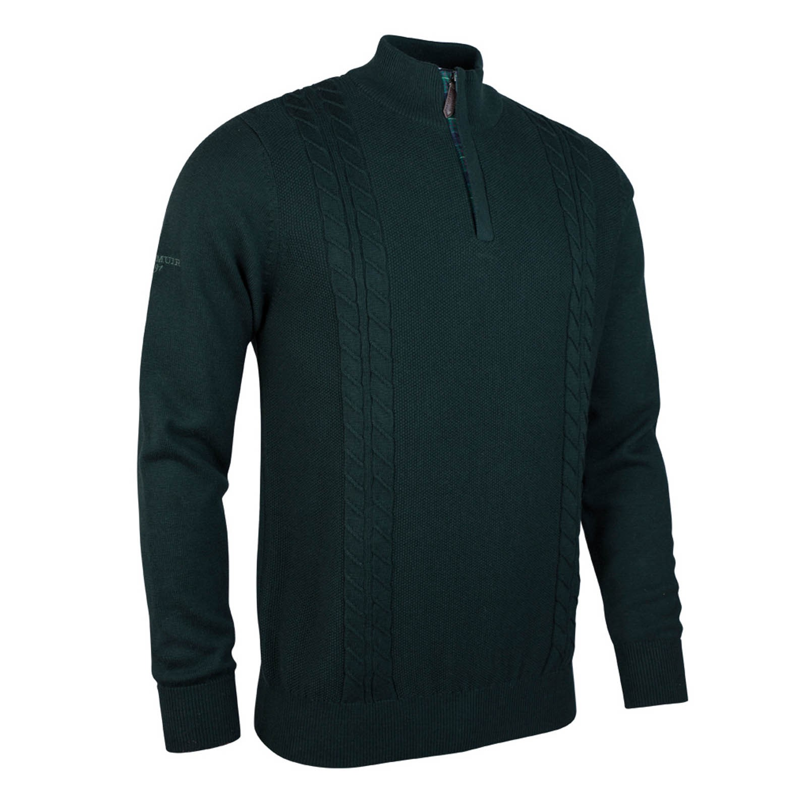 Glenmuir Galloway 1/4 Zip Sweaters