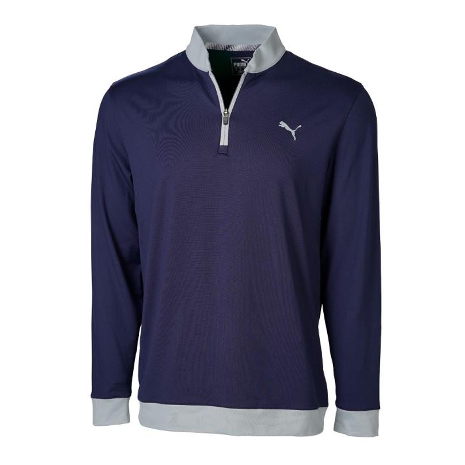 Puma Stealth 1/4 Zip Tops