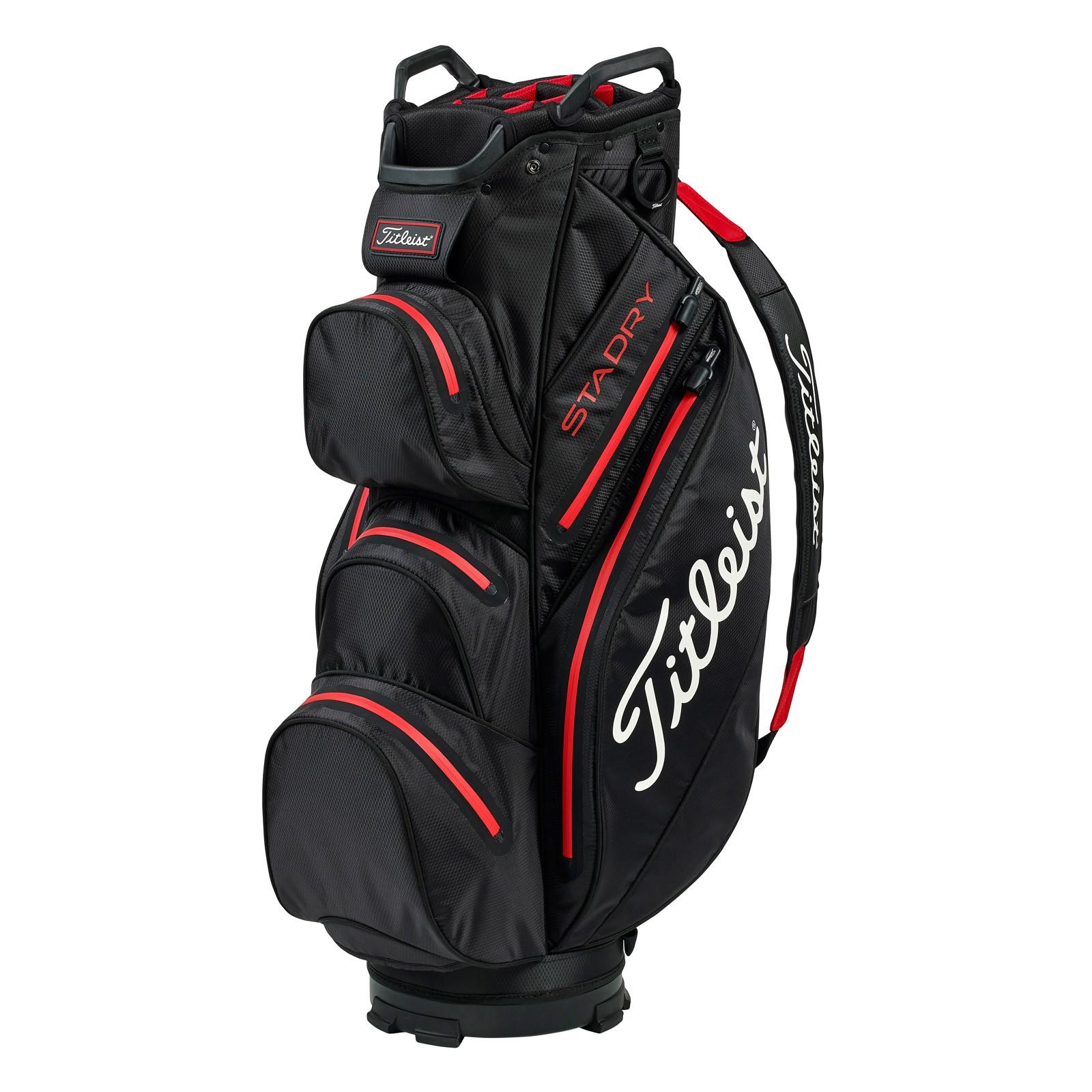 Titleist StaDry Cart Bags