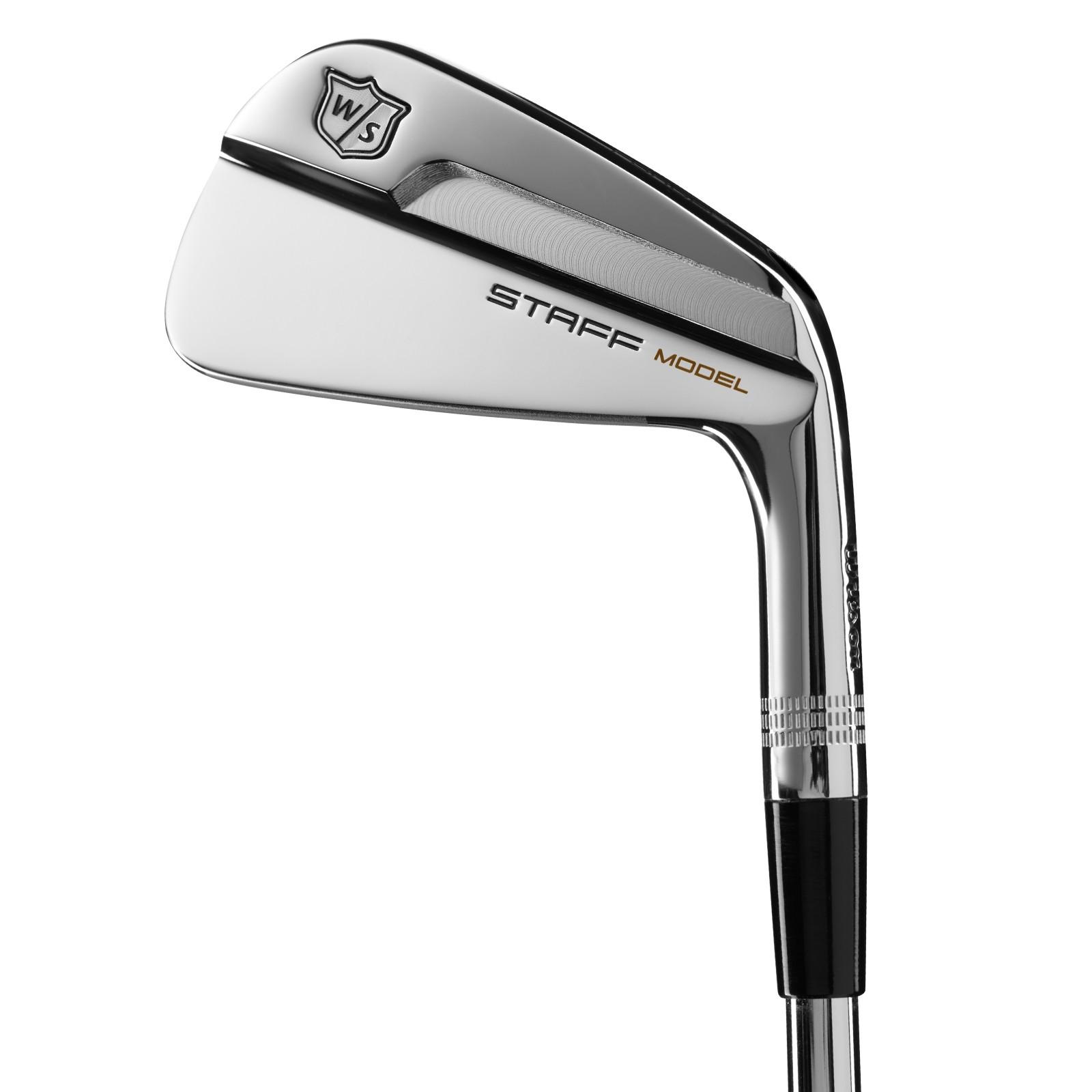 Wilson Staff Model Blade Golf Irons