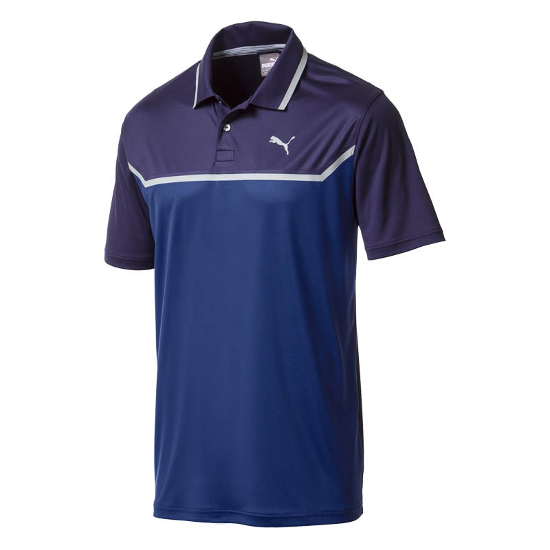 Puma Bonded Tech Polo Shirts