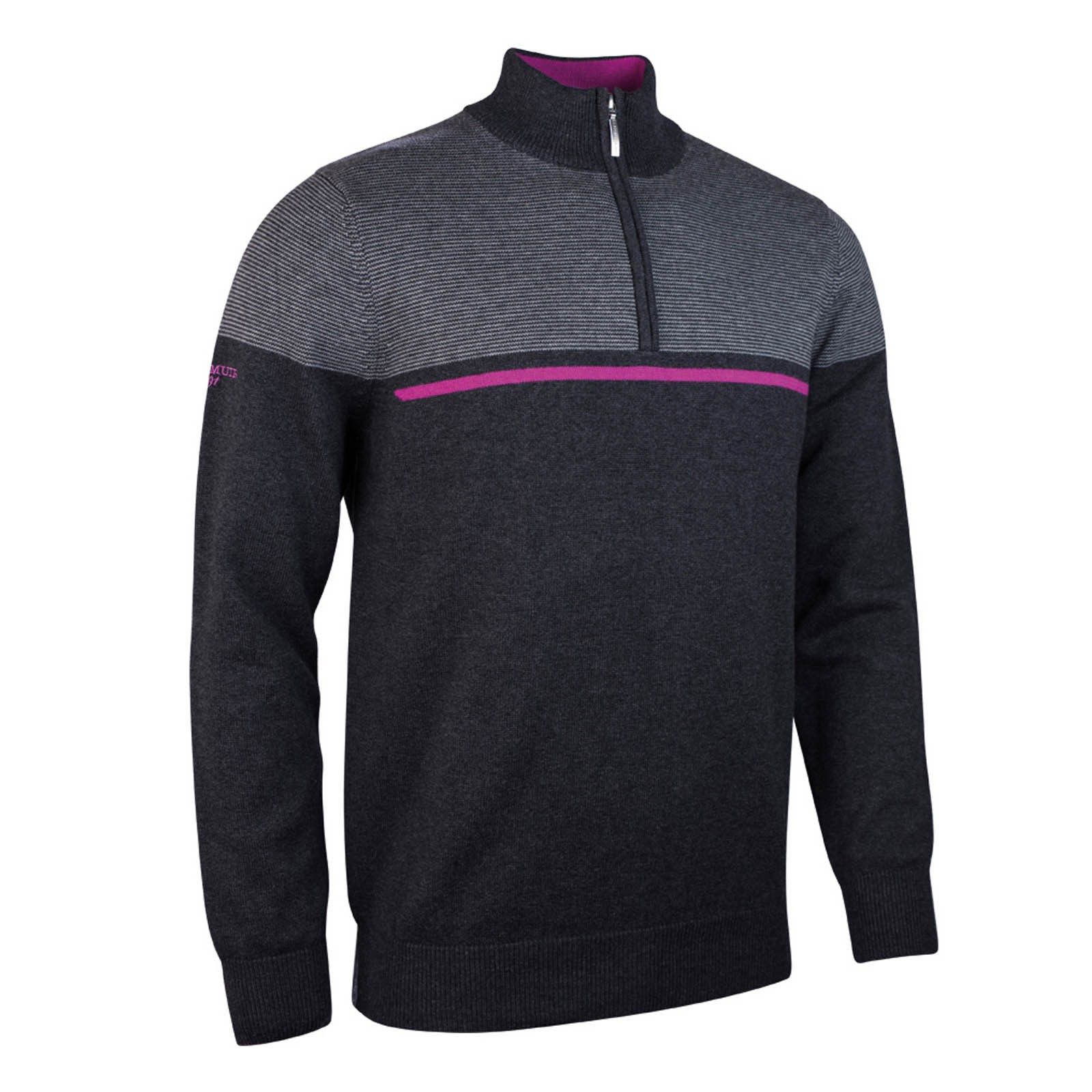 Glenmuir Corrie 1/4 Zip Sweaters