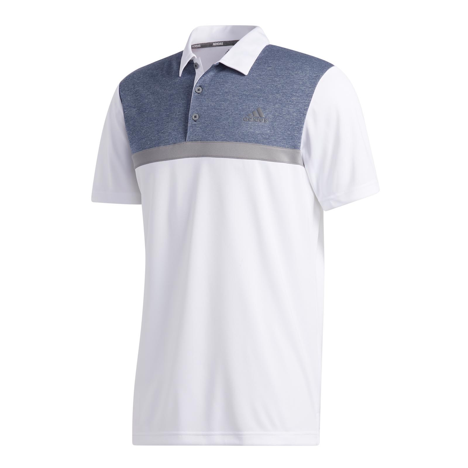 adidas Colour Block Novelty Polo Shirts