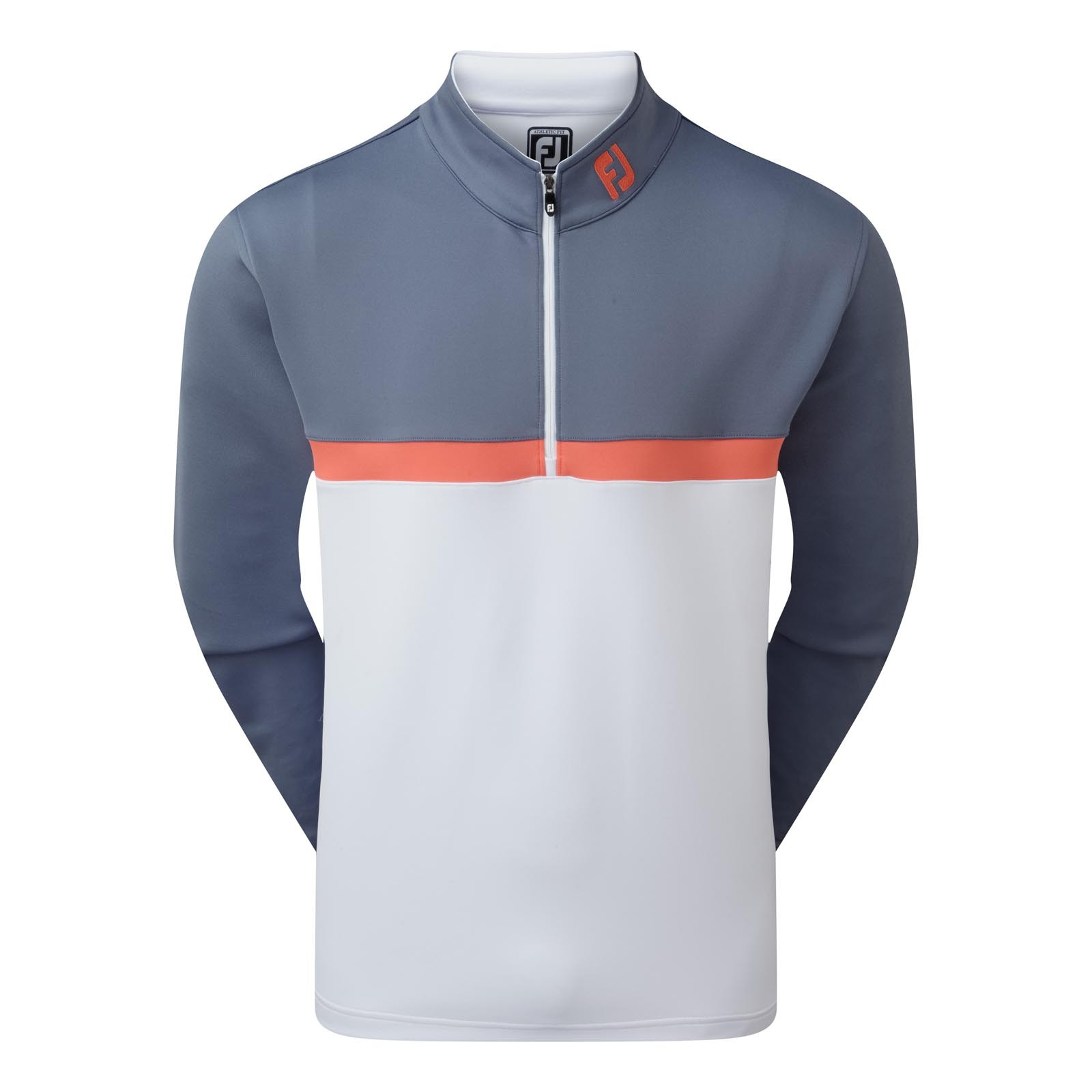 Footjoy Colour Blocked Chill-Out Pullover