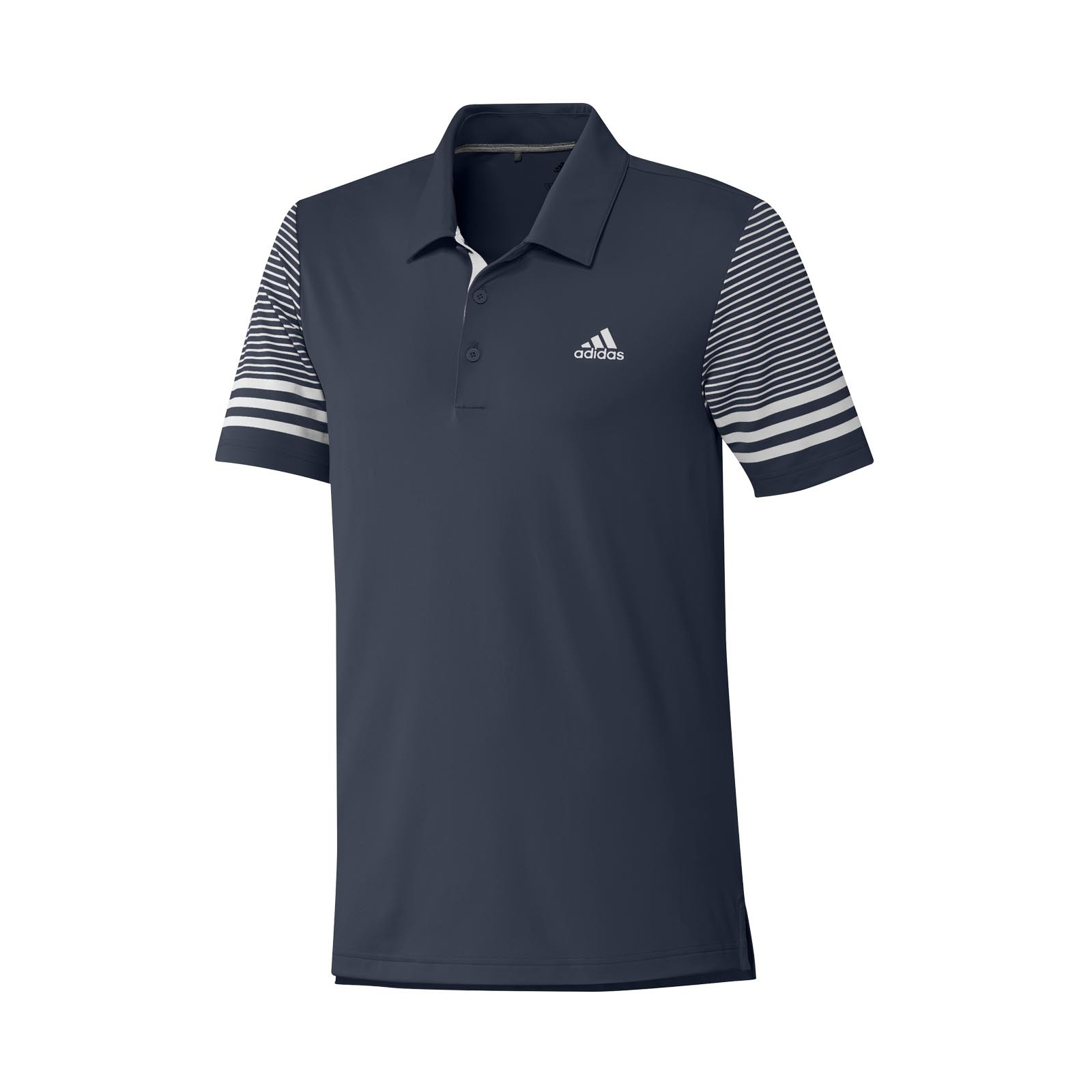 adidas Ultimate Gradient Sleeve Polo