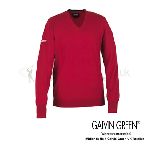 Galvin Green Curtis Tour edition Sweater