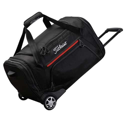 Titleist Essential Wheeled Duffel Bag