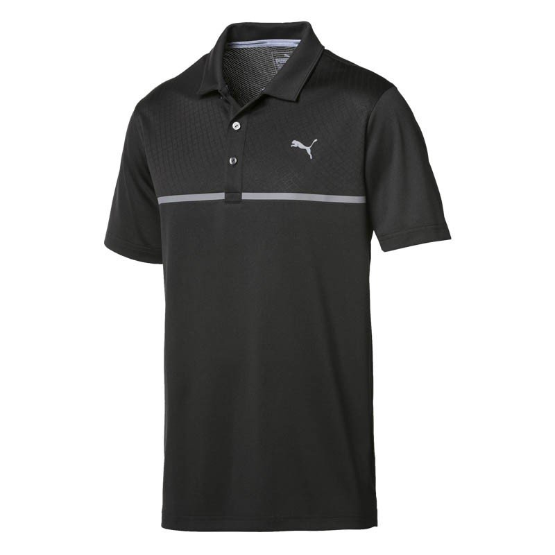 Puma Nardo Grey Polo Shirts