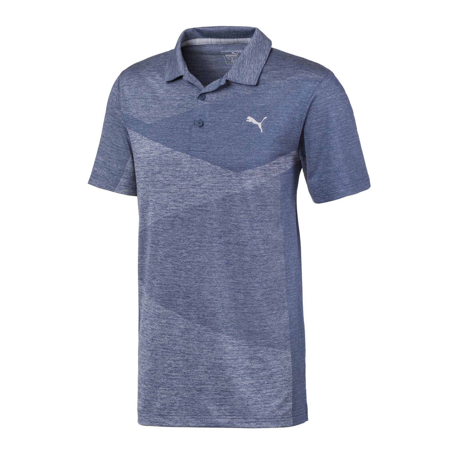 Puma Alterknit Jacquard Polo Shirts