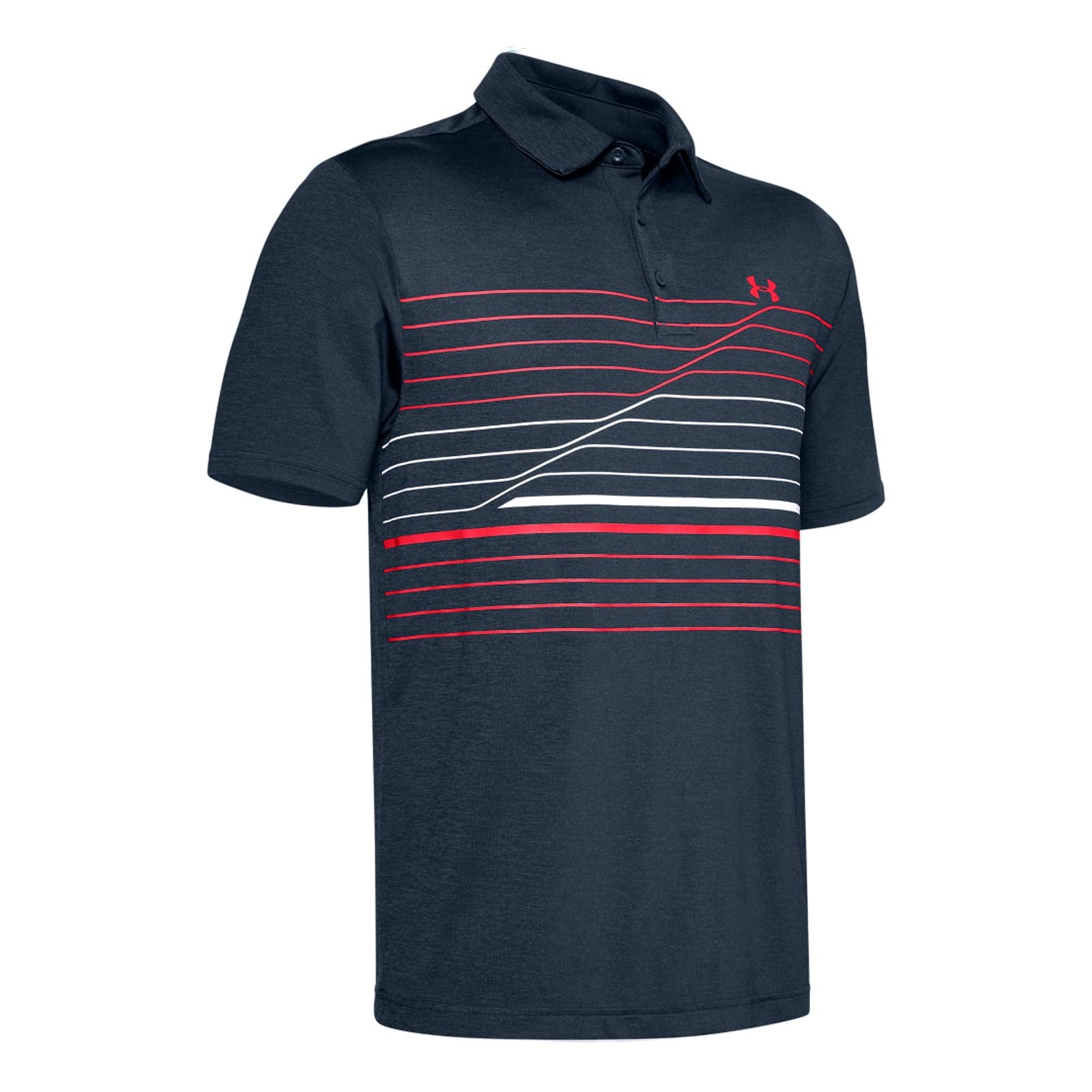 Under Armour Playoff Polo 2.0 Hero Graphic Polo