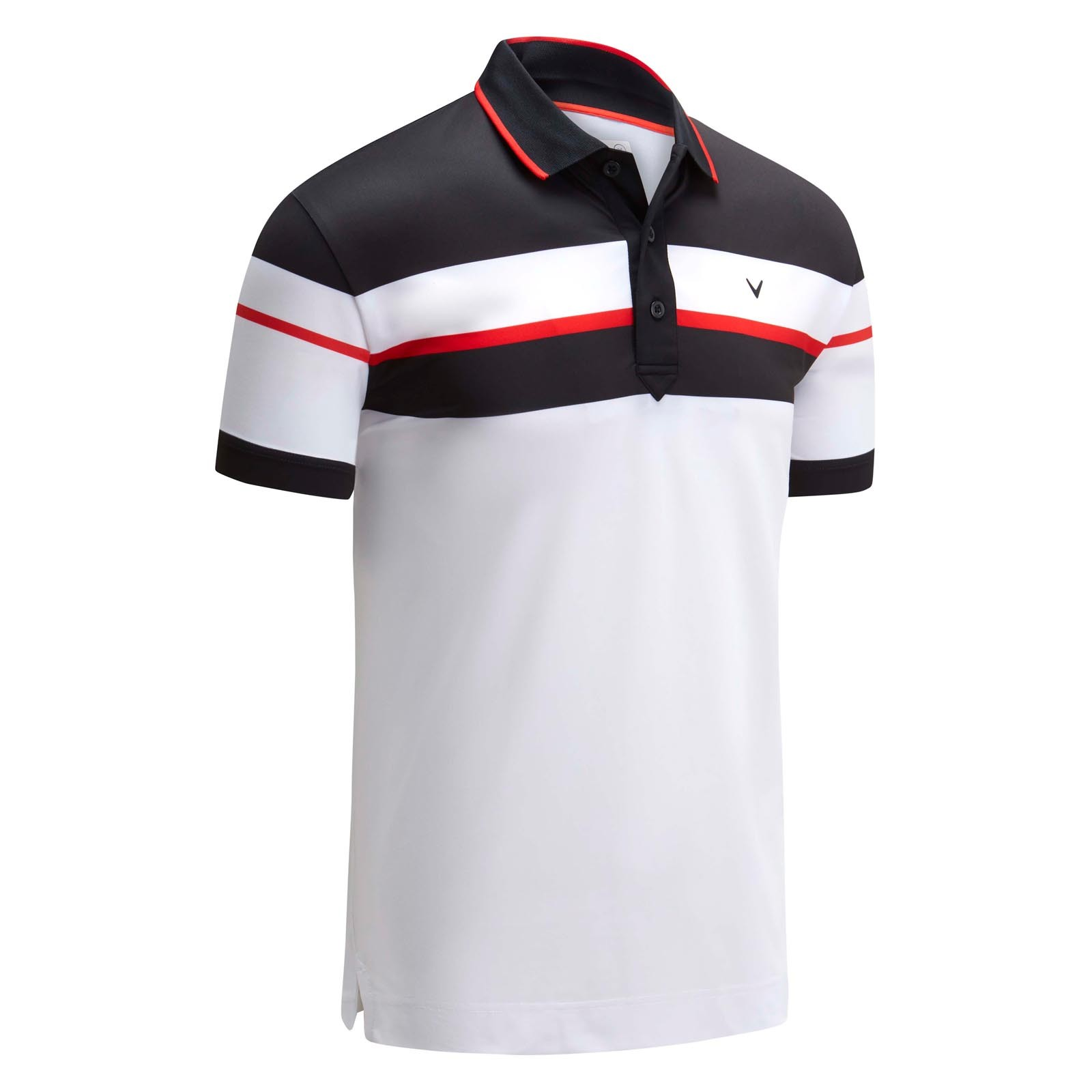 Callaway Chest Block Polo