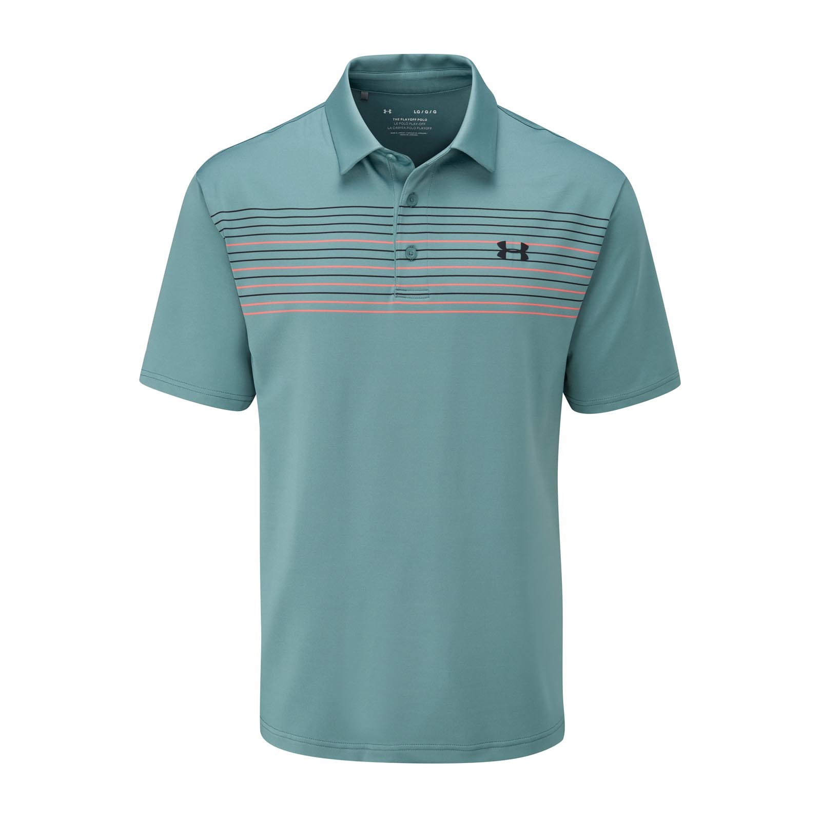 Under Armour Playoff Polo 2.0 - Speed Stripe