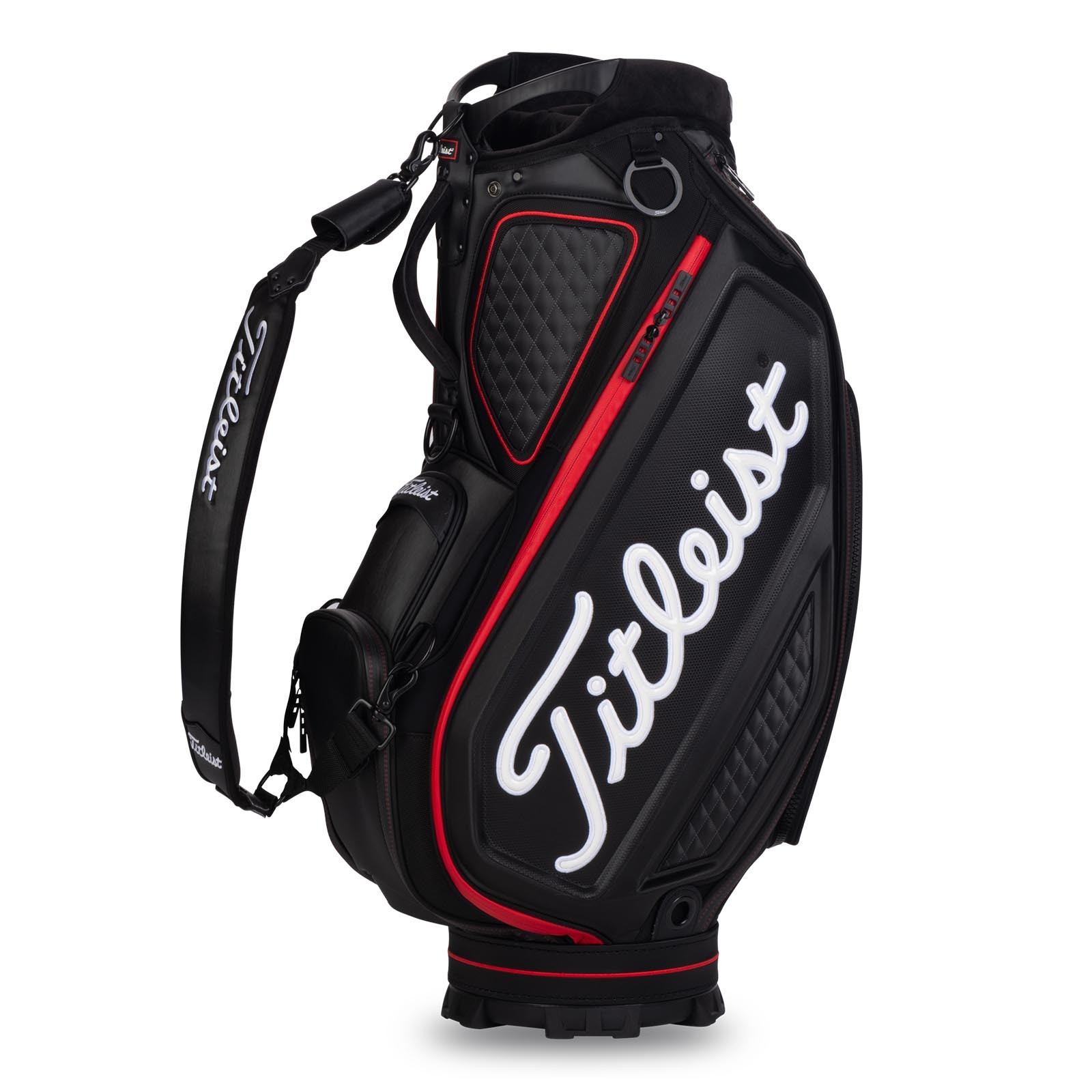 Titleist Tour Staff Bags - Inc Jet Black Collection