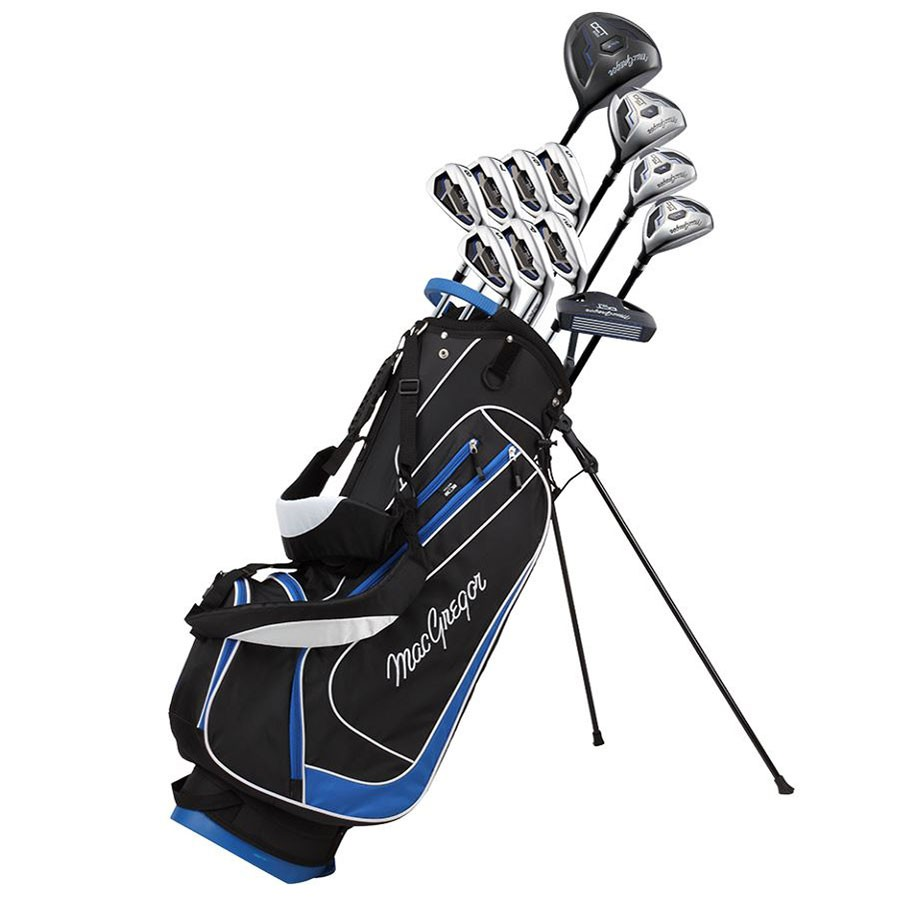MacGregor DCT2000 Stand Bag Graphite Package Sets
