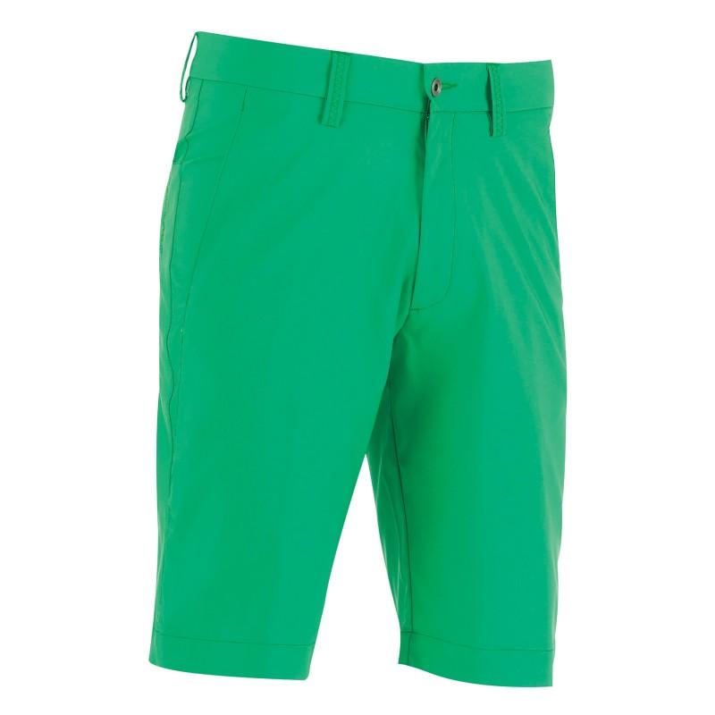 Galvin Green Phil Golf Shorts-Emerald Green