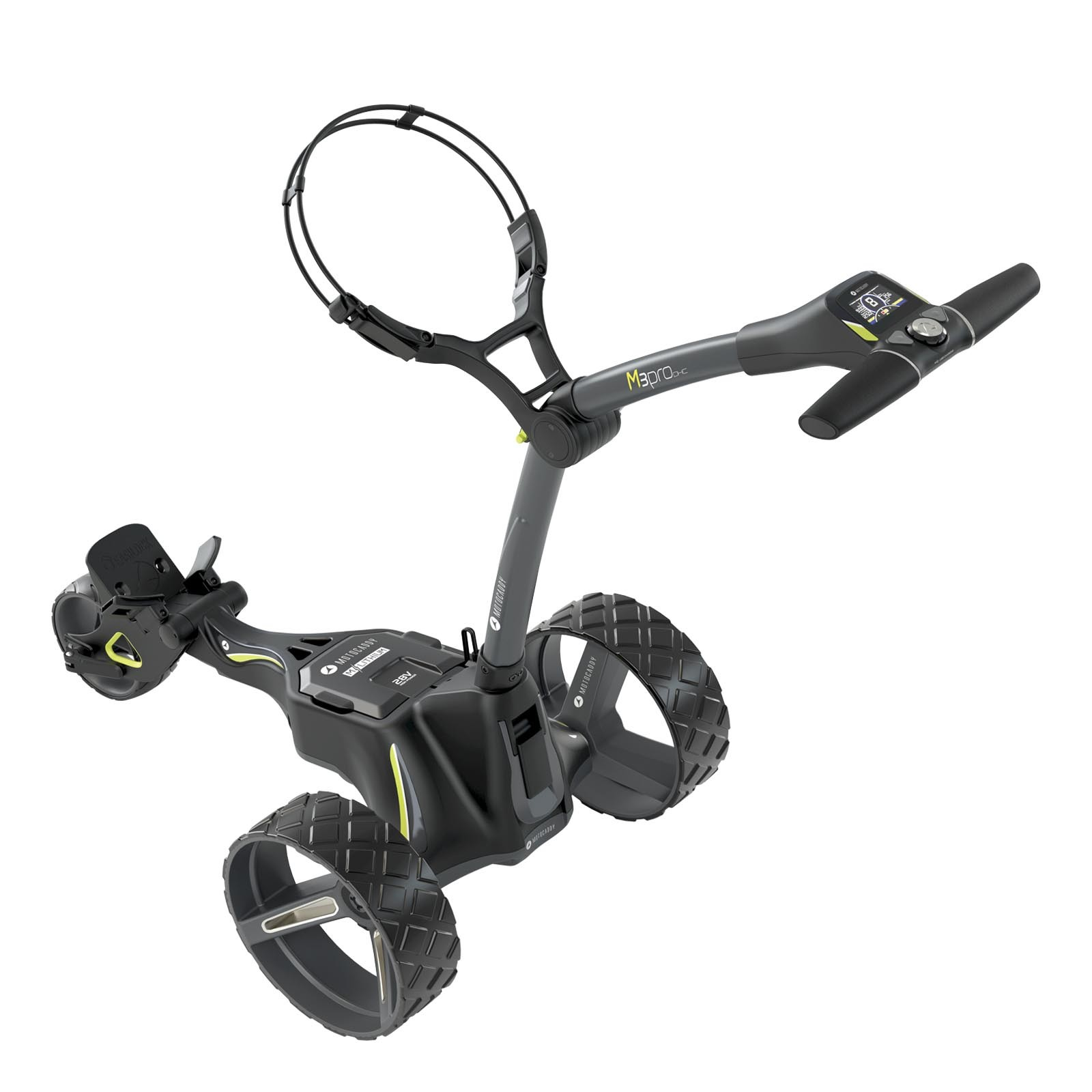 Motocaddy M3 PRO DHC Electric Trolley