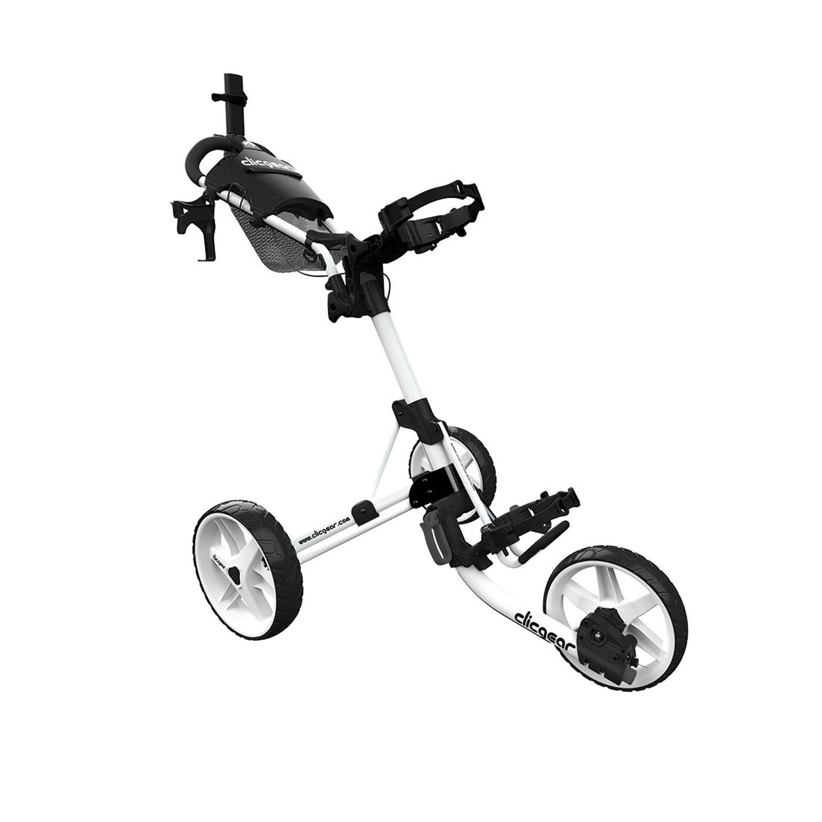 Clicgear Model 4.0 3 Wheel Push Trolley