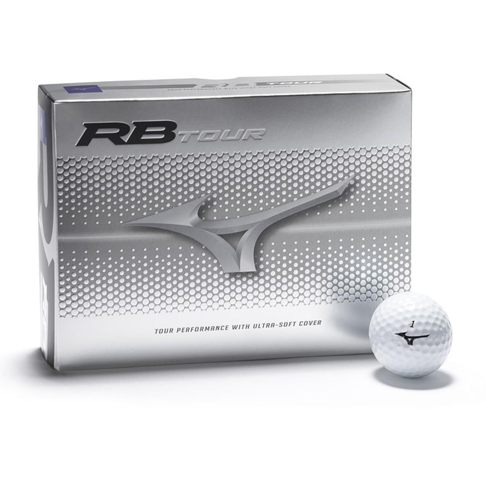 Mizuno RB Tour Golf Balls - Multibuy x 3