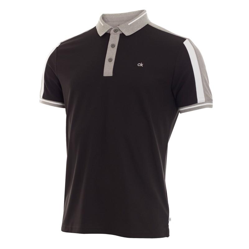 bf3f419f Calvin Klein Golf Aerospan Polo