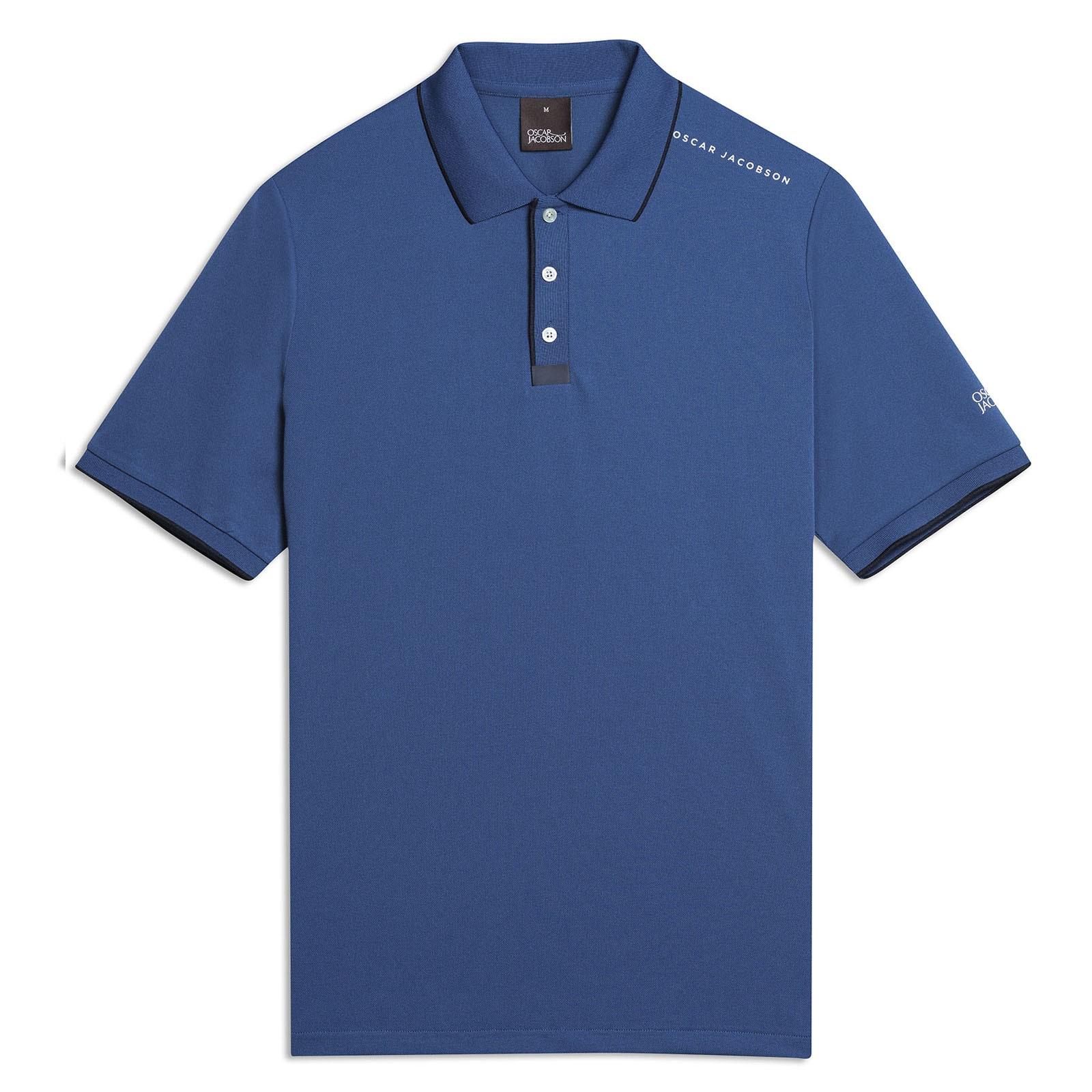 Oscar Jacobson Leonard Course Polo