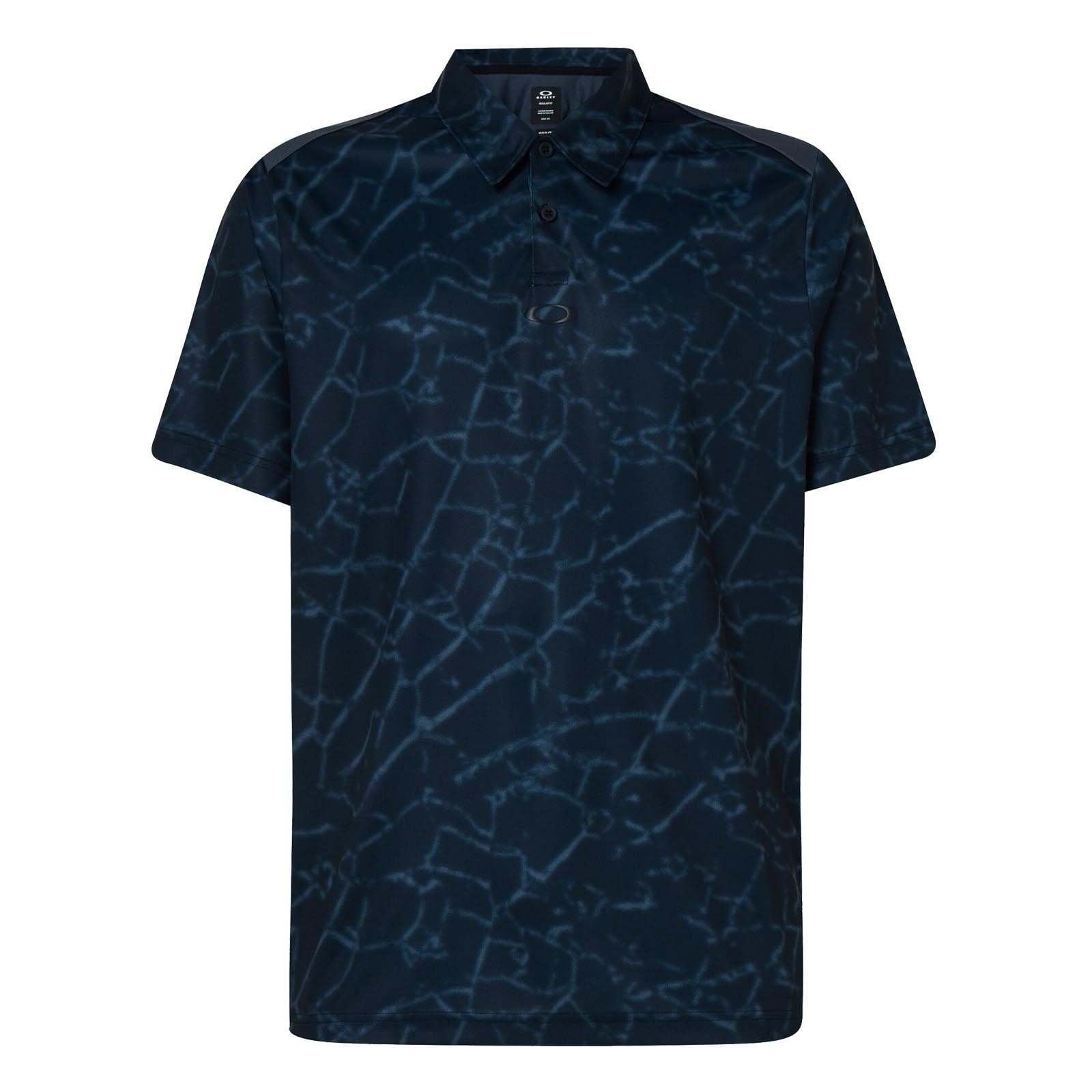 Oakley Broken Glass Polo Shirt