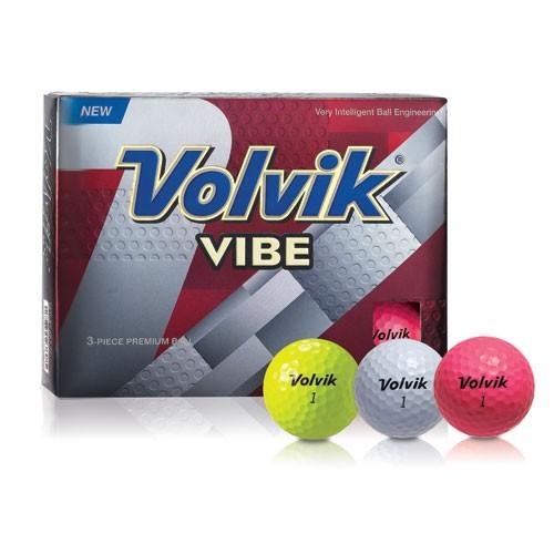 Volvik Vibe Golf Balls