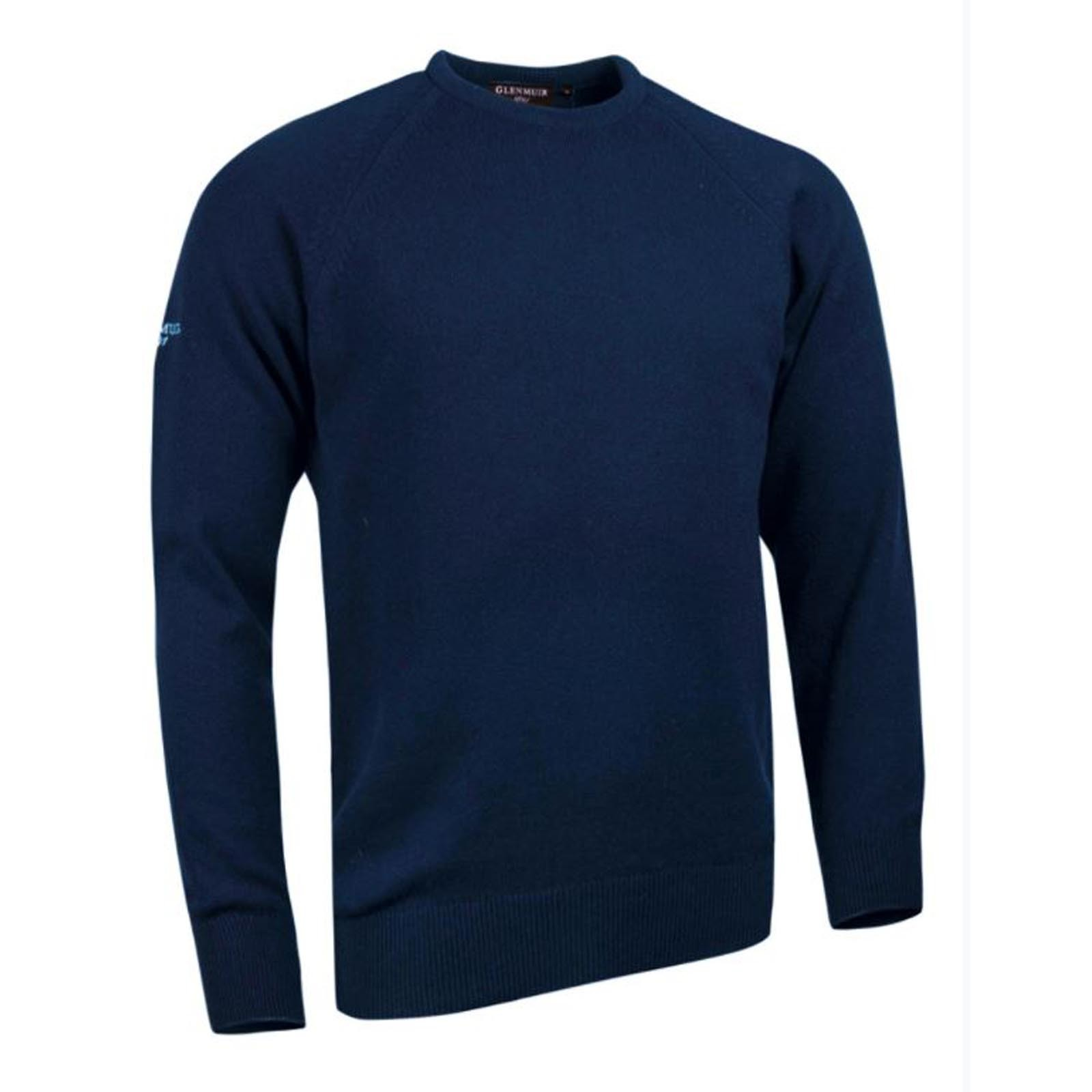 Glenmuir Luss Crew Neck Lambswool Sweaters