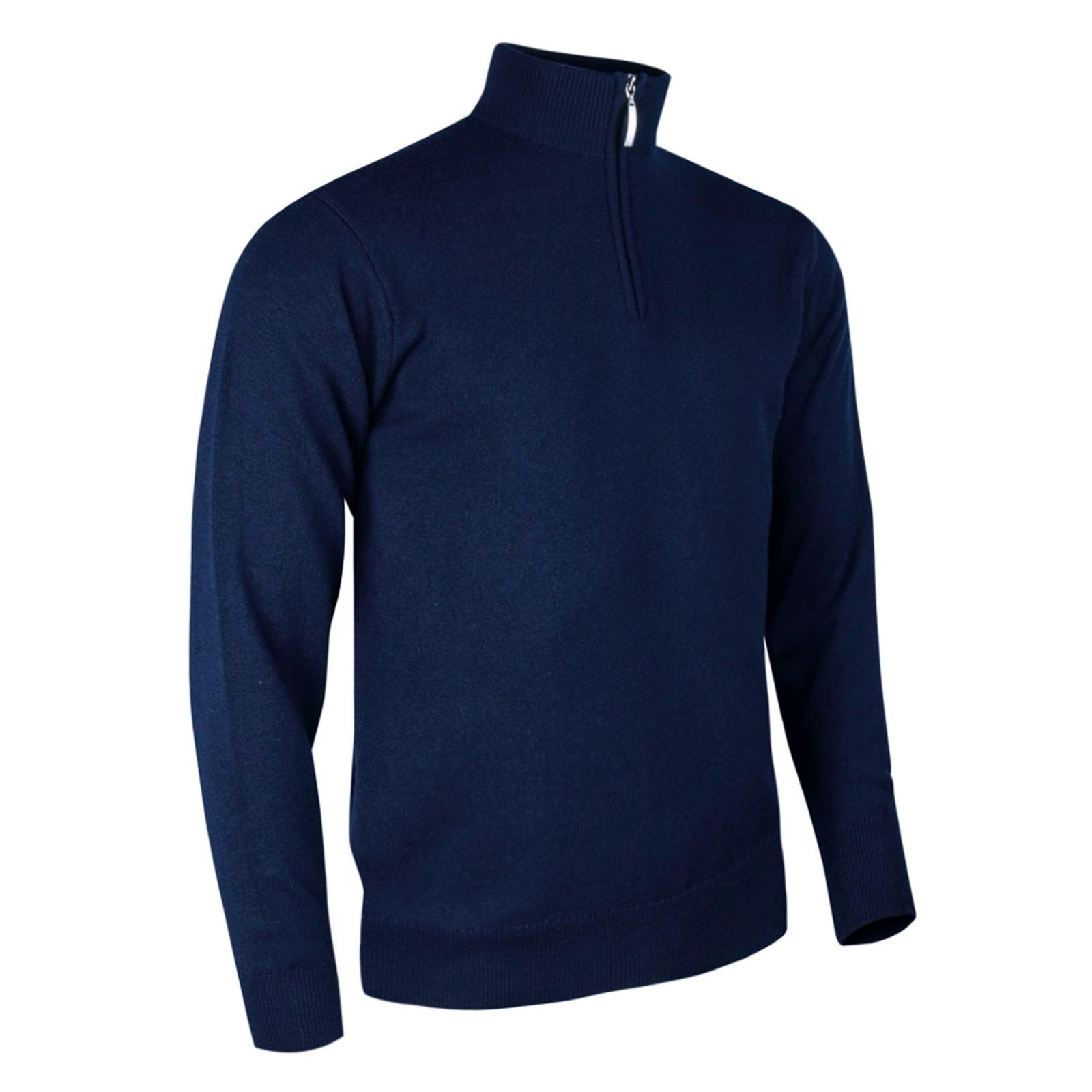 Glenmuir Samuel 1/4 Zip Sweaters