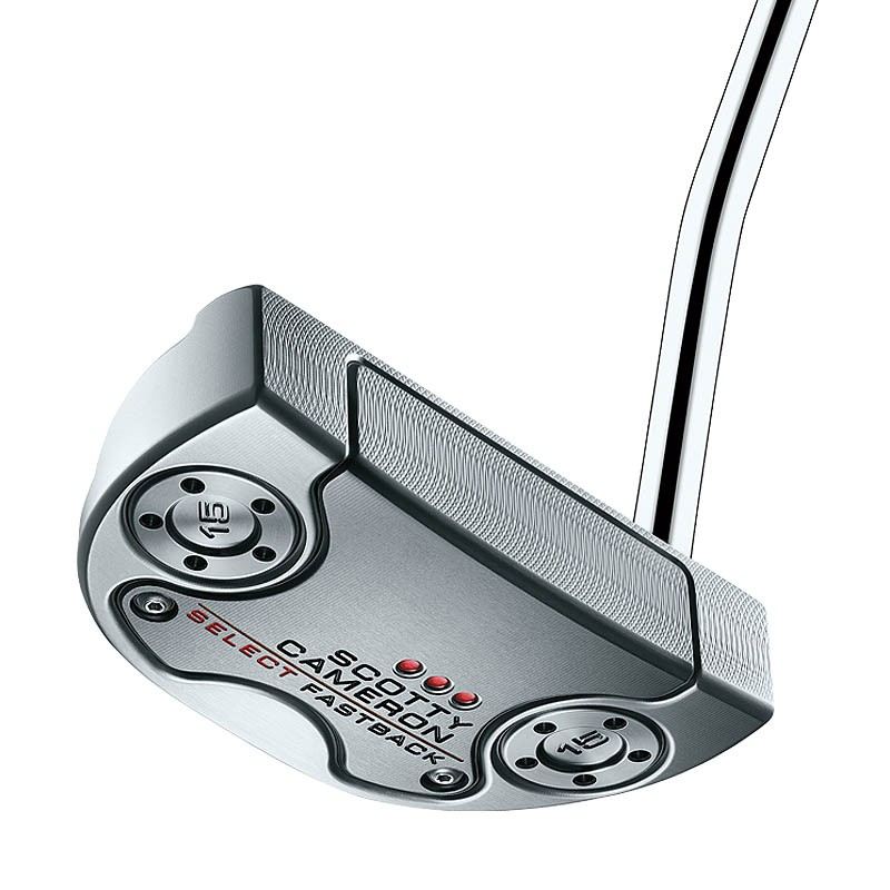 Titleist Scotty Cameron Select Fastback Putters