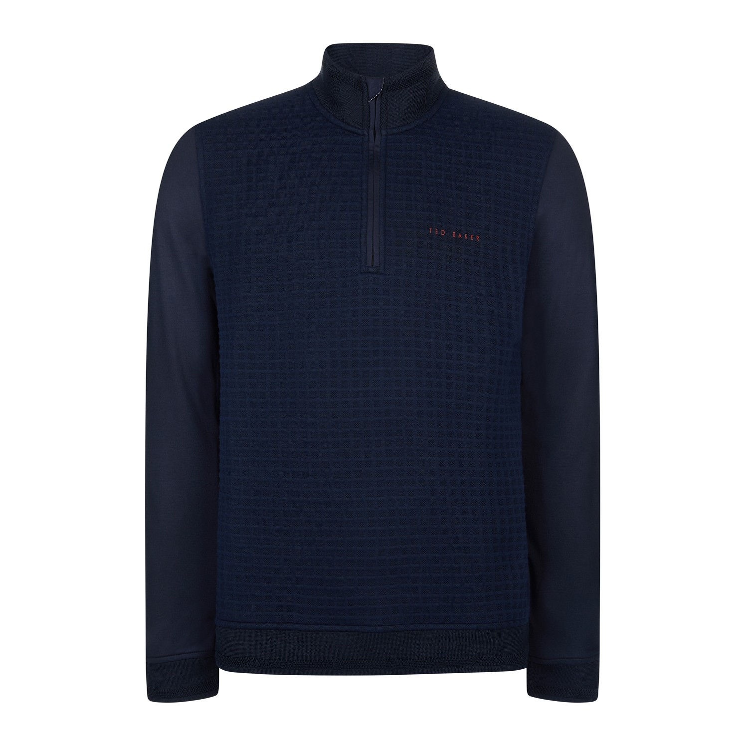 Ted Baker Golf Pitchin Long Sleeve Top