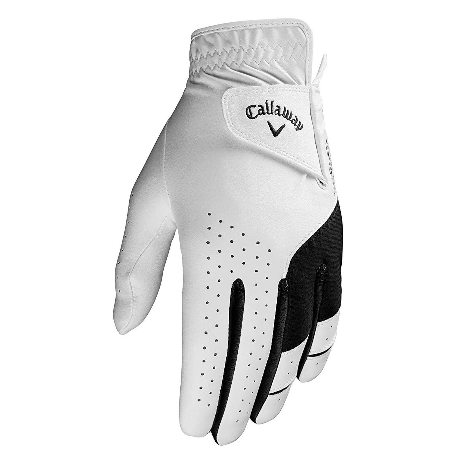Callaway Weather Spann Mens Golf Gloves New 2019