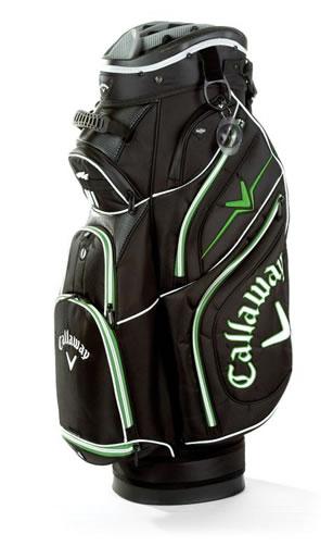 Callaway Euro Chev Luxury Trolley Bag