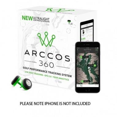 Arccos 360 GPS 2.0 System