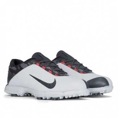 Nike Lunar Fire Golf Shoes Red