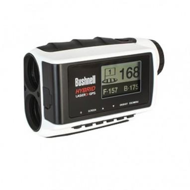 Bushnell Hybrid Laser GPS Range Finder