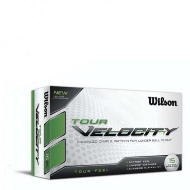 Wilson Tour Velocity Tour Feel Golf Balls