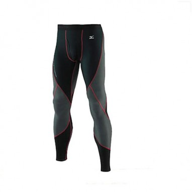 Mizuno Breath Thermo Virtual Body Long Tight Base Layers