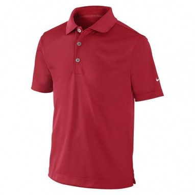 Nike Junior Dri-Fit Tech Solid Polo