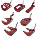 Odyssey O-WORKS Red Putters