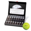 4 Dozen for the Price of Three on Titleist ProV1 Golf Balls - Yellow No Personalisation