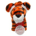 Daphnes Headcovers - Tiger Hybrid Headcover
