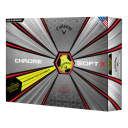 Callaway Chrome Soft X Golf Balls - Truvis