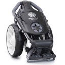 Stewart R1-S Push Golf Trolley - Folded