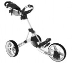 Clicgear 3.5 Golf Trolley - Artic White
