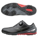 Mizuno Nexlite 004 Boa Golf Shoes - Black