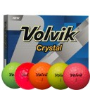 Volvik Crystal Sherbet Golf Balls