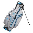 Benross HTX Compressor Waterproof Stand Bags - Silver/Blue